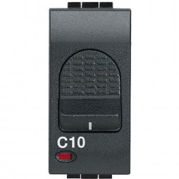 BTICINO LIVINGLIGHT SWITCH AUTOMATIC L4301/10