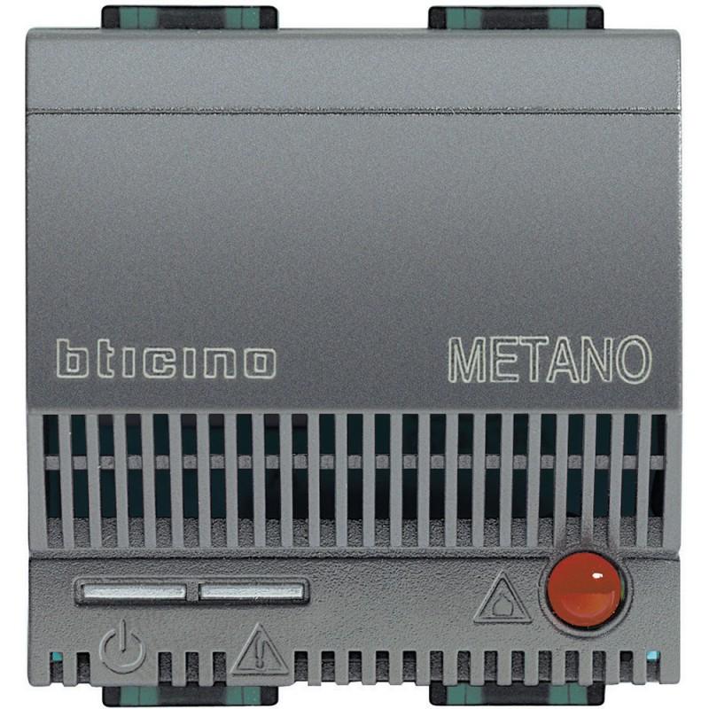 DETECTOR de GAS BTICINO LIVING INTERNATIONAL METANO L4511/12