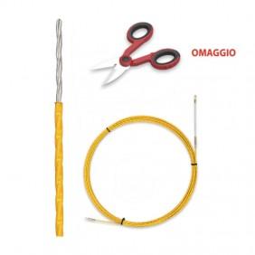 Kit Probe Coiled Arnocanali 20 metres with scissors AI3.020F