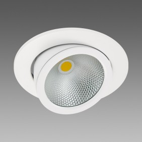 Faro Recessed ceiling Fosnova adjustable LED...