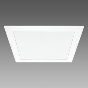 Indoor recessed spotlight square Fosnova Led 18W 4K 1350 lum white 2216921100