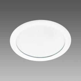 Faretto ad incasso tondo Fosnova Led 18W 3K 1400 lumen bianco 2216911100