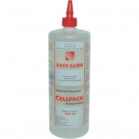 Lubricant Cellpack for wires and cables in the...