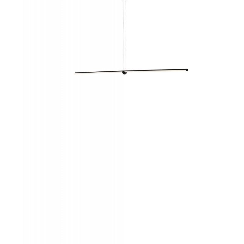 Sospensione lampadario flos arrangements line led f0401030 for Flos lampadario sospensione