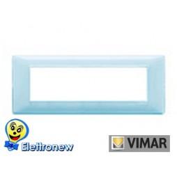 VIMAR PLANA PLATE 7 FORMS 14657.45