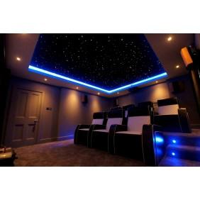 Starry sky Playled RGB multicolor 48X200cm 24V...