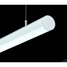 La suspensión del techo Cívico LED RONDA 56W 4000K L. 2250 F65.3617.057.02