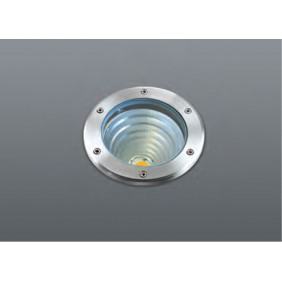 Faro incasso Civic LED carrabile 16W 4000K 2615 lumen JEL.5550.157.00