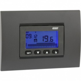 Programmable thermostat Vemer Dafne weekly...