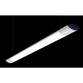 LED montada en la superficie de la luminaria Cívico Oval 62W 1.8 m Blanco 3000K AFB.3454.058.02