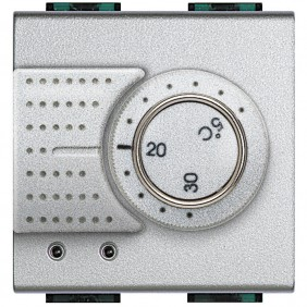 BTICINO LIVINGLIGHT TECH ROOM THERMOSTAT NT4441