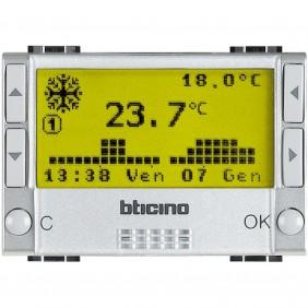 Cronotermostato Bticino Livinglight Tech NT4451