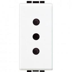 BTICINO LIVINGLight  placa de interruptor de CORRIENTE de 10A N4113