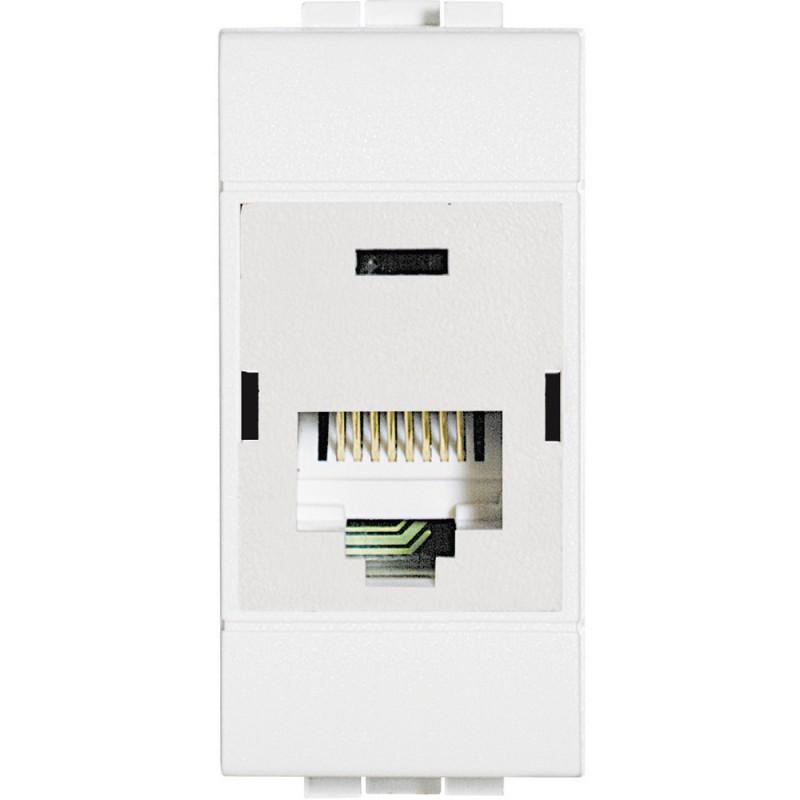 BTICINO LIVINGLIGHT CONNETTORE RJ45 N4262C5E