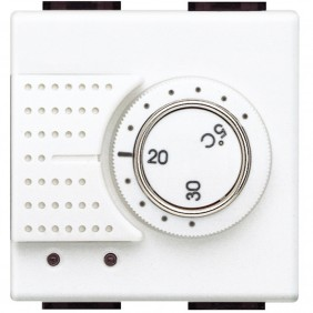 Room thermostat Bticino LivingLight N4441