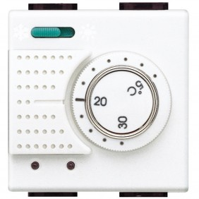 BTICINO LIVINGLIGHT ELECTRONIC ROOM THERMOSTAT