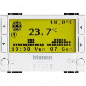 Chronothermostat Bticino Livinglight N4451