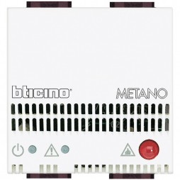 Rilevatore Gas metano Bticino LivingLight N4511/12