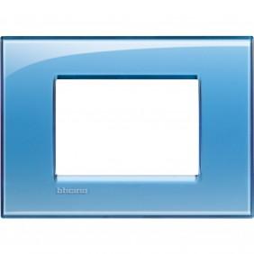 Bticino Livingtight plate 3 square modules...