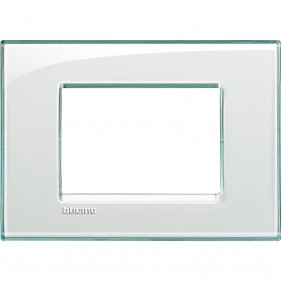 Bticino Livinglight plate 3 square modules...