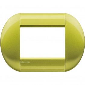 Bticino Livinglight round plate 3 modules...