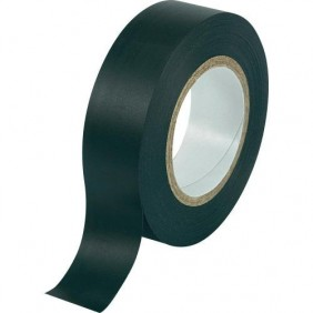 Black electrical tape Cellpack PVC 0.18 mm x 19mm x 20m 223607