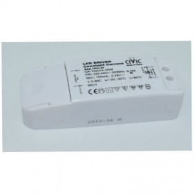 Alimentatore Civic per LED 700MA 20W IP20 AAA.TRSL35.00