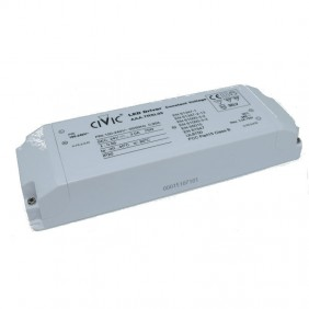 Alimentatore Civic per LED 24V 72W IP20 AAA.TRSL09.00