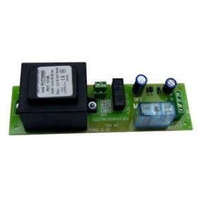 Ficha Bft símbolo de la cerradura eléctrica de 12V D111013