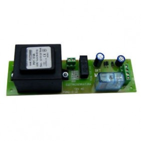 Tab Bft to command the electric lock 12V D111013