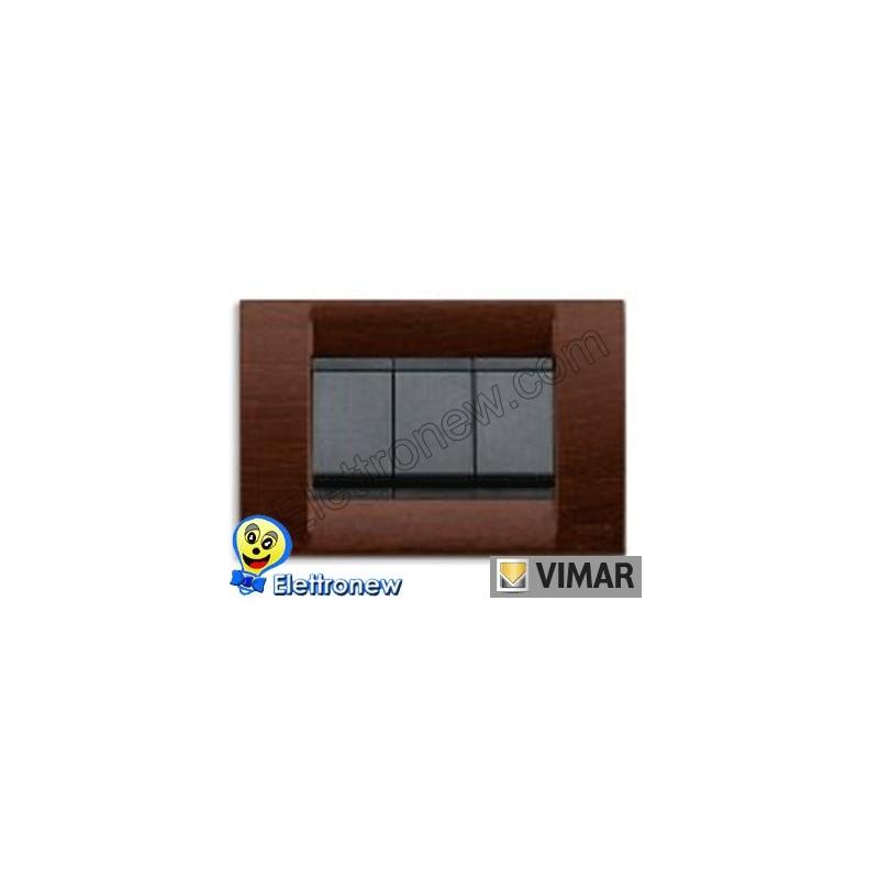 Vimar idea classic placca 3 moduli - Vimar interruttori ...