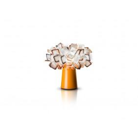 Lampada da tavolo Slamp CLIZIA TABLE colore Orange CLI78TAV0001A000