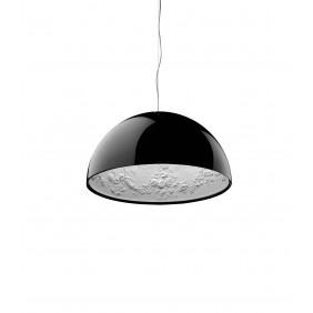 Lampada a sospensione Flos SKYGARDEN 2 colore nero lucido F0002030