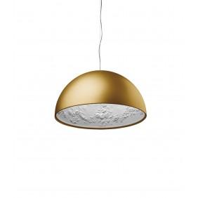 Lampada a sospensione Flos SKYGARDEN 2 colore oro opale F0002044