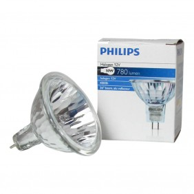 Lampada alogena Philips Brilliantline PRO 50W GU5.3 12V 14717