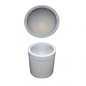 Ceiling light Noble LED 10W 3000K 50° c IP20 color white DL013/50/BI