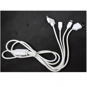 Cavetto 4Box universale per ricariche smartphone 4B.CU.USB