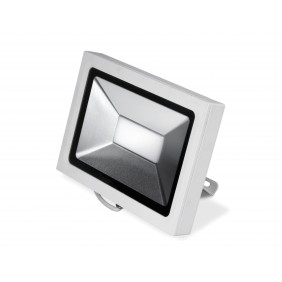 Proiettore Nobile LED 50W 220V 4000K IP65 colore bianco 423/4K/BI