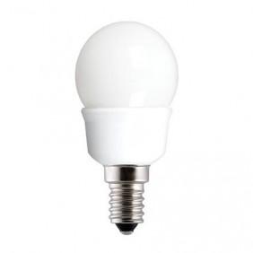 Lampada Sfera GE 7W 2700K attacco E14 33928