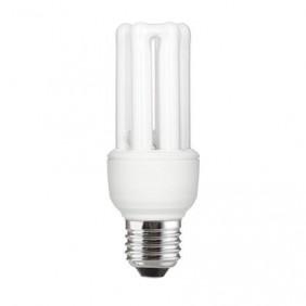 Lampada compatta GE 3 tubi 23W 2700K attacco E27 71124