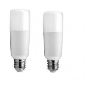 Lampada LED tubolare GE 16W attacco E27 6500K kit da 2 pezzi 93023111