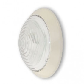 LED surface-mounted luminaire GE BRIO 12.5 W attack 2D Opal 3500K 93057384