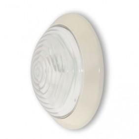 Plafoniera LED GE BRIO 12,5W attacco 2D Opale 3500K 93057384