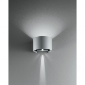 Applique in alluminio Fan Europe LED 2X3W 3000K...