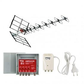 Kit FTE Antenna + Alimentatore + Amplificatore VKIT1LTE