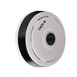 Telecamera Fisheye Dadvu IP Wifi 360 con slot Micro SD DV-FE1005W