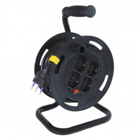 Extension Roller Master with cable 15 metres...