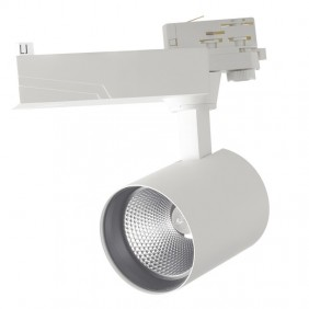 Lighthouse rail Fan Europe LED 10W 4000K 40° white LED-EAGLE-W-10WM