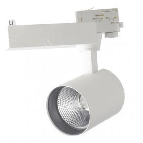 Faro binario Fan Europe LED 10W 3000K 40° Bianco LED-EAGLE-W-10WC