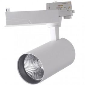 Faro binario Fan Europe LED 20W 3000K 40° Bianco LED-EAGLE-W-20WC